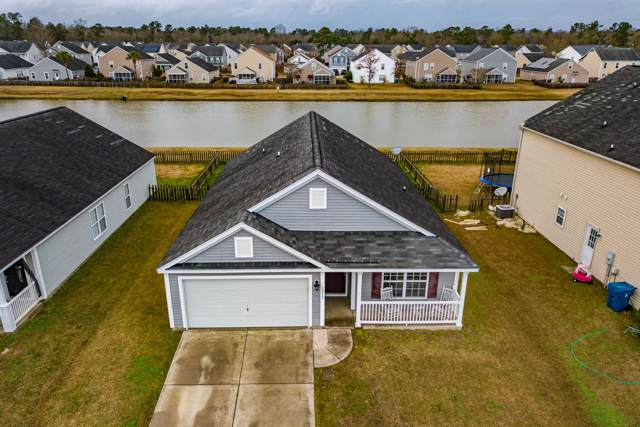 1219 Briar Rose Lane, Ladson, SC 29456 (#20001336) :: The Cassina Group