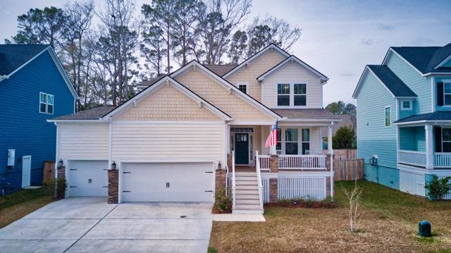 561 Saltgrass Pointe Drive, Charleston, SC 29412 (#20001341) :: The Cassina Group