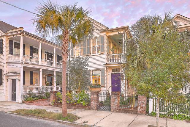 8 Council Street, Charleston, SC 29401 (#20001351) :: The Cassina Group