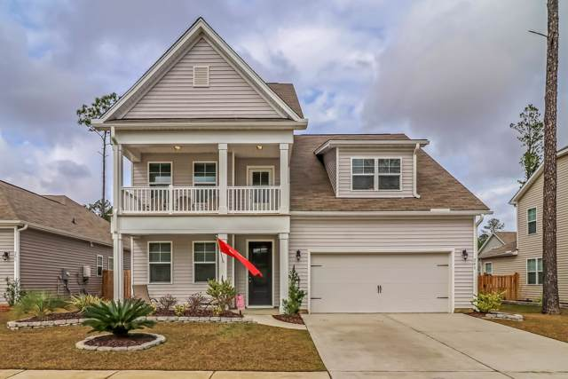 203 Yeamans Way, Summerville, SC 29483 (#20001352) :: The Cassina Group