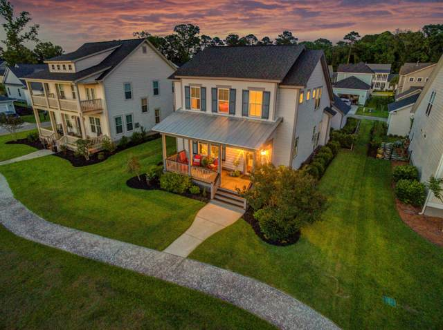 4297 Misty Hollow Lane, Ravenel, SC 29470 (#20001394) :: The Cassina Group