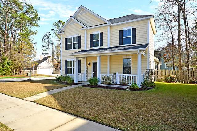 3002 Scuba Drive, Charleston, SC 29414 (#20001404) :: The Cassina Group