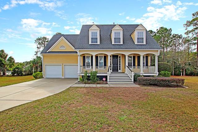 3008 Riverwood Drive, Mount Pleasant, SC 29466 (#20001408) :: The Cassina Group