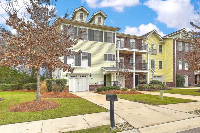 241 Etiwan Pointe Drive 117-1, Mount Pleasant, SC 29464 (#20001413) :: The Cassina Group