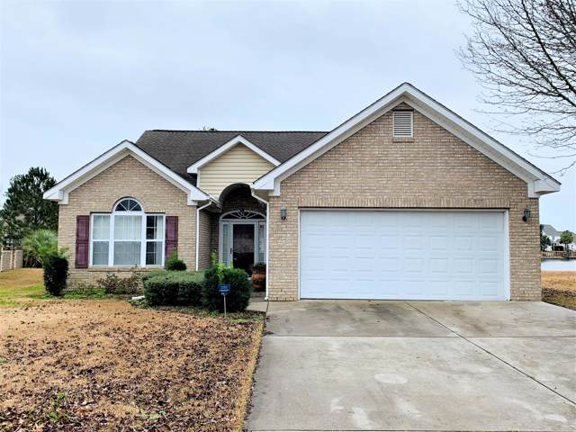 186 Jessica Lakes Drive Drive, Conway, SC 29526 (#20001432) :: The Cassina Group