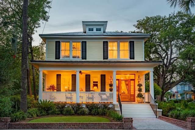 542 Huger Street, Charleston, SC 29403 (#20001476) :: The Cassina Group