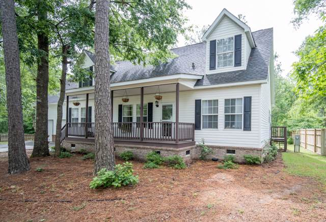 107 Fall Creek Boulevard, Summerville, SC 29483 (#20001492) :: The Cassina Group