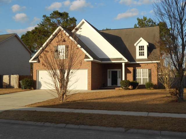 1406 Blue Pine Drive, Ladson, SC 29456 (#20001512) :: The Cassina Group