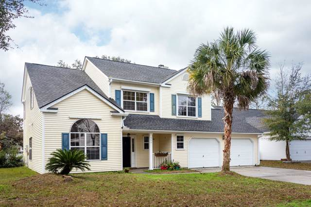 349 Jardinere Walk, Mount Pleasant, SC 29464 (#20001542) :: The Cassina Group