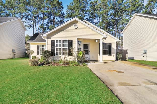 219 Trickle Drive, Summerville, SC 29483 (#20001566) :: The Cassina Group