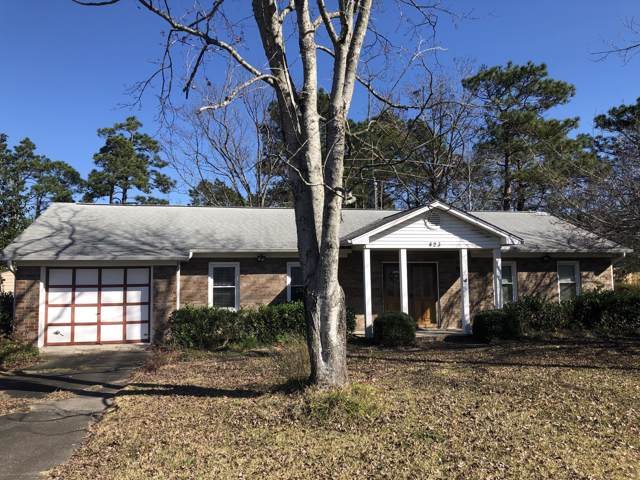 423 Beauregard Road, Summerville, SC 29486 (#20001574) :: The Cassina Group