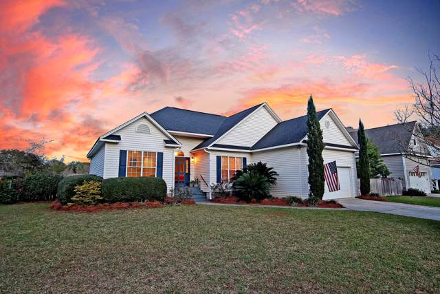 1504 Old Village Drive, Mount Pleasant, SC 29464 (#20001575) :: The Cassina Group