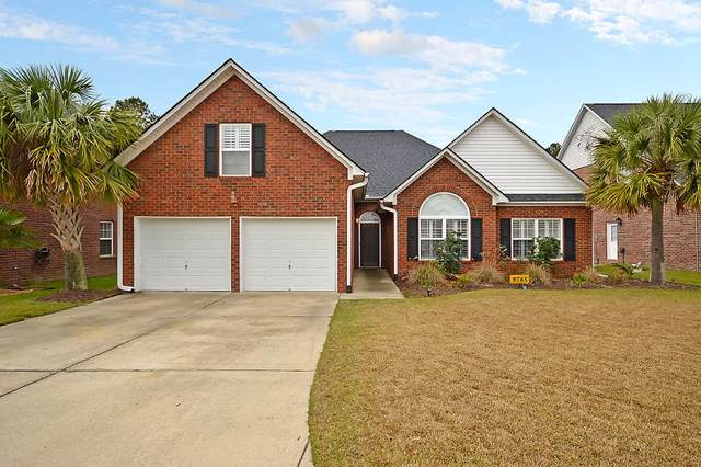 8765 Evangeline Drive, North Charleston, SC 29420 (#20001585) :: The Cassina Group