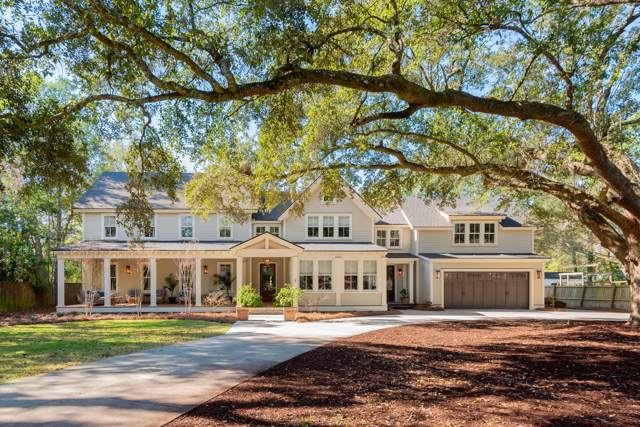 982 Cliffwood Drive, Mount Pleasant, SC 29464 (#20001615) :: The Cassina Group