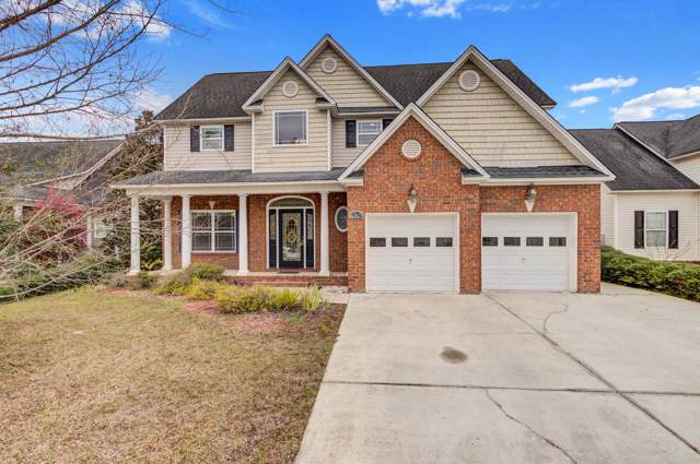 125 Cotillion Crescent, Summerville, SC 29483 (#20001621) :: The Cassina Group