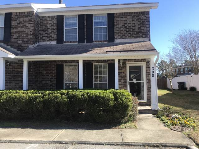 309 Sandlewood Drive, Summerville, SC 29483 (#20001643) :: The Cassina Group