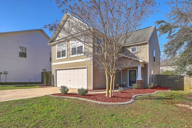 3520 Galaxy Road, Ladson, SC 29456 (#20001675) :: The Cassina Group
