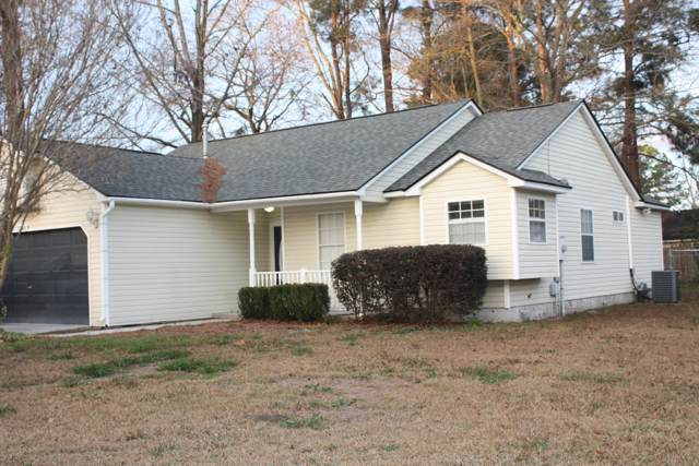 3320 Pinewood Drive, Ladson, SC 29456 (#20001676) :: The Cassina Group