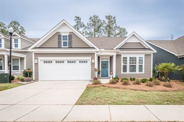 3004 Cross Vine Lane, Summerville, SC 29483 (#20001697) :: The Cassina Group