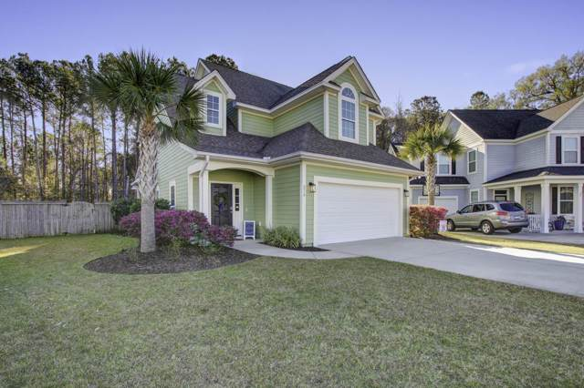 214 Rice Mill Place, Wando, SC 29492 (#20001720) :: The Cassina Group