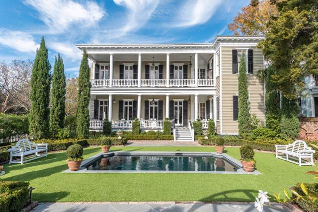 110 Ashley Avenue, Charleston, SC 29401 (#20001725) :: The Cassina Group