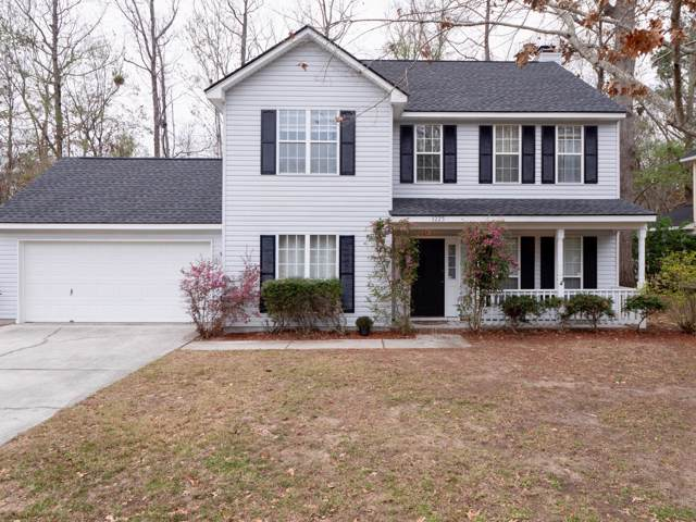 3225 Seaborn Drive, Mount Pleasant, SC 29466 (#20001761) :: The Cassina Group