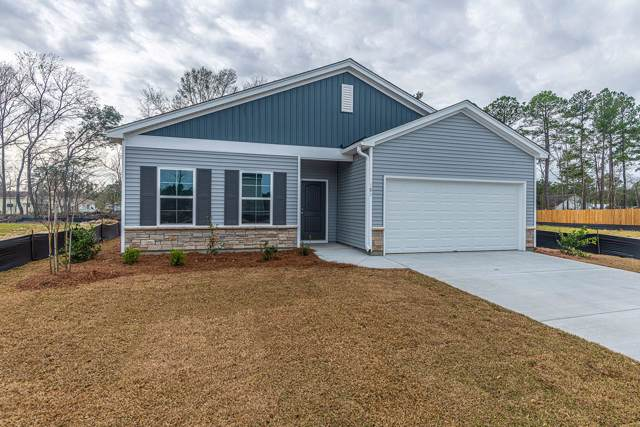 153 Clydesdale Circle, Summerville, SC 29486 (#20001773) :: The Cassina Group