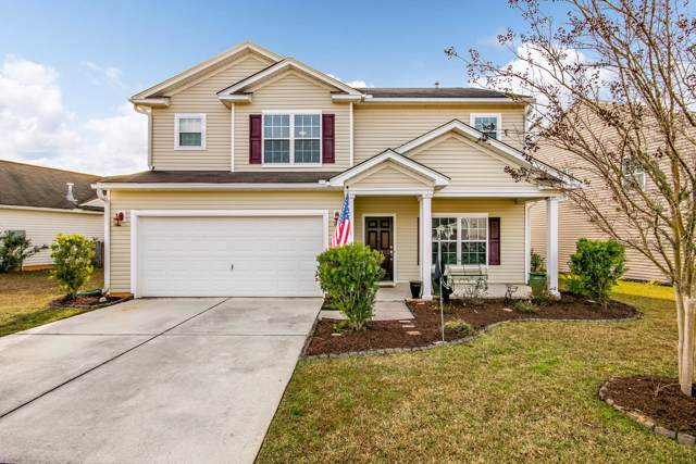 211 Chipping Sparrow Drive, Summerville, SC 29485 (#20001780) :: The Cassina Group