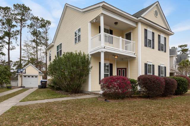 1837 Hubbell Drive, Mount Pleasant, SC 29466 (#20001818) :: The Cassina Group