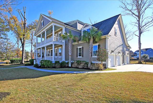 3215 Hatchway Drive, Mount Pleasant, SC 29466 (#20001821) :: The Cassina Group
