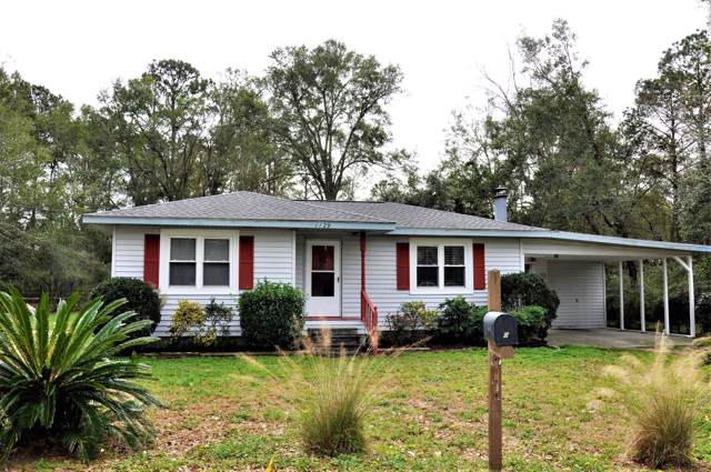 1129 Sigsbee Road, Charleston, SC 29412 (#20001843) :: The Cassina Group