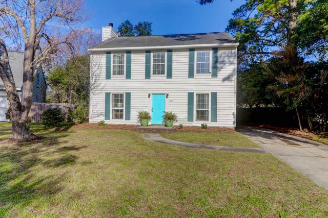 1423 Oaklanding Road, Mount Pleasant, SC 29464 (#20001860) :: The Cassina Group