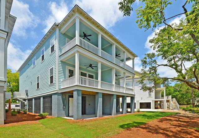 120 Howard Mary Drive B, Charleston, SC 29412 (#20001878) :: The Cassina Group