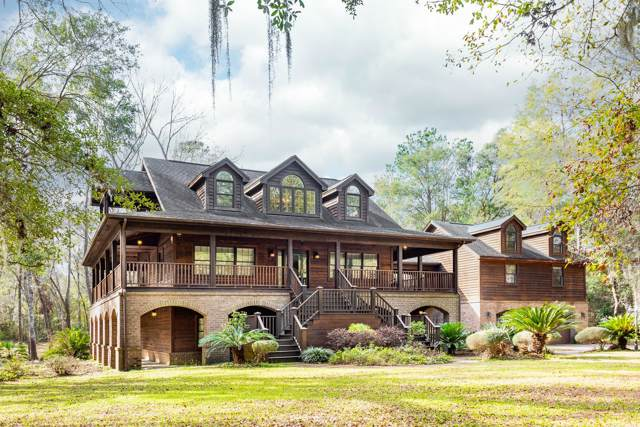 3309 Cottage Plantation Road, Johns Island, SC 29455 (#20001893) :: The Cassina Group
