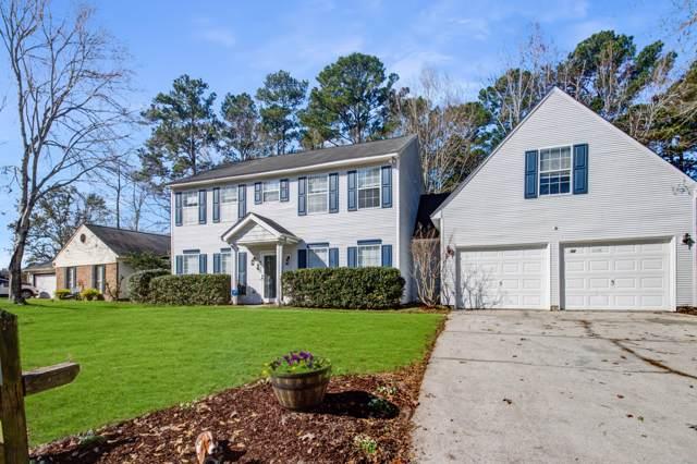 4726 Cotillion Drive, North Charleston, SC 29420 (#20001910) :: The Cassina Group