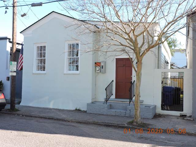 27 Sheppard Street, Charleston, SC 29403 (#20001959) :: The Cassina Group