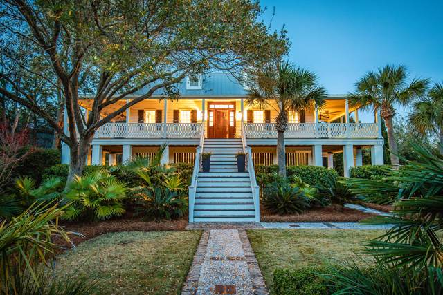1026 Middle Street, Sullivans Island, SC 29482 (#20002082) :: The Cassina Group