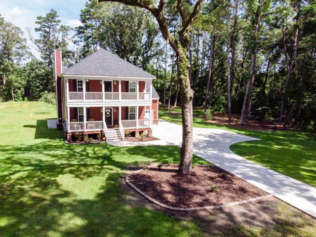 6656 Pepper Grass Trail, Ravenel, SC 29470 (#20002181) :: The Cassina Group