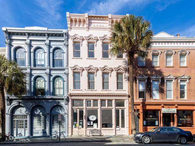 40 Broad Street B, Charleston, SC 29401 (#20002188) :: The Cassina Group