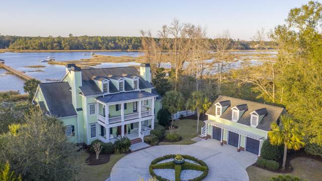3388 Pond Crossing Court, Johns Island, SC 29455 (#20002209) :: The Cassina Group