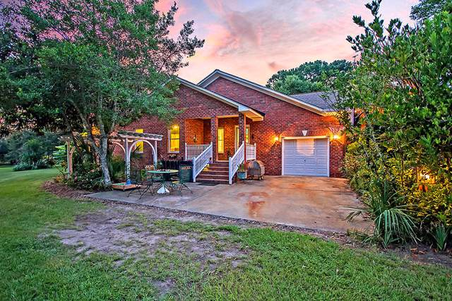 4689 Summit Plantation Road, Meggett, SC 29449 (#20002264) :: The Cassina Group
