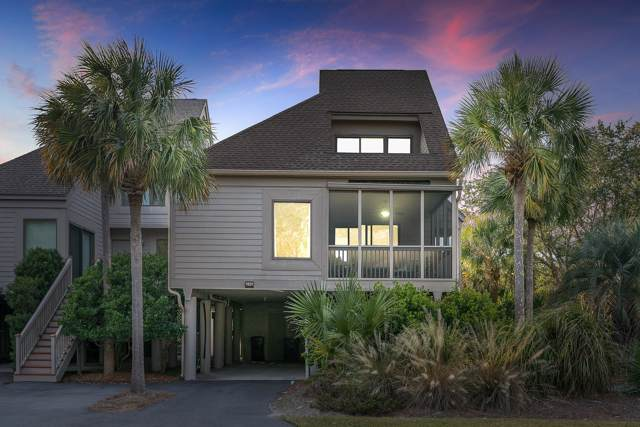 1521 Marsh Haven, Seabrook Island, SC 29455 (#20002271) :: The Cassina Group