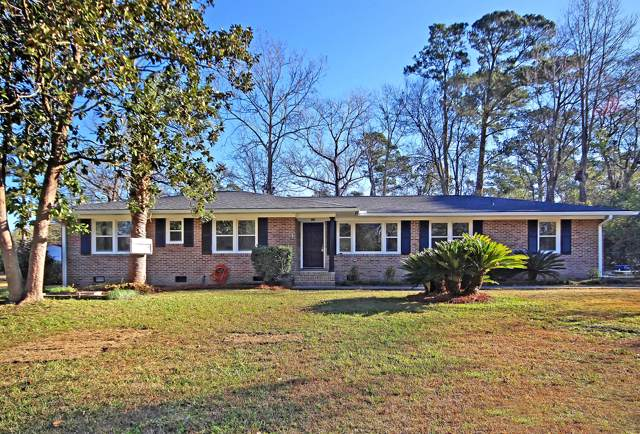 305 Rose Lane, Summerville, SC 29485 (#20002275) :: The Cassina Group