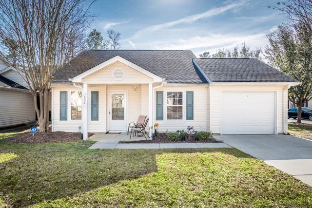 7899 Montview Road, North Charleston, SC 29418 (#20002284) :: The Cassina Group