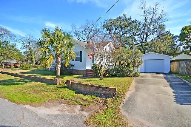 4822 Chesterfield Rd, North Charleston, SC 29405 (#20002317) :: The Cassina Group