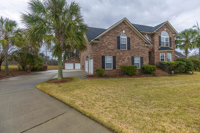 102 Shakespeare Court, Goose Creek, SC 29445 (#20002399) :: The Cassina Group