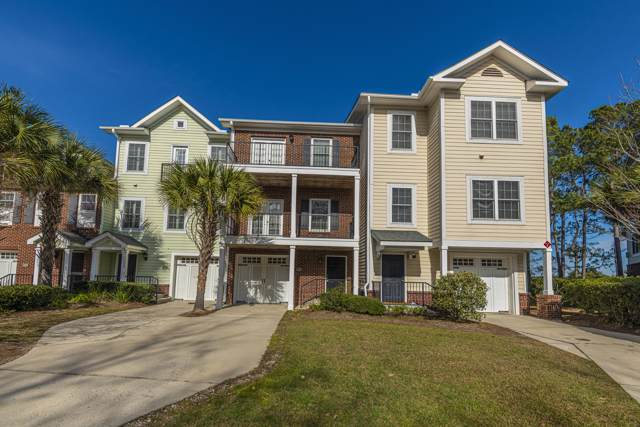 108 Winding Creek Court 112-3, Mount Pleasant, SC 29464 (#20002408) :: The Cassina Group
