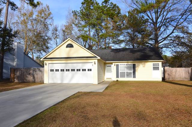 8466 William Moultrie Drive, North Charleston, SC 29420 (#20002410) :: The Cassina Group