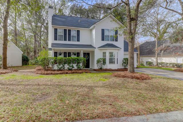 3243 Seaborn Drive, Mount Pleasant, SC 29466 (#20002569) :: The Cassina Group