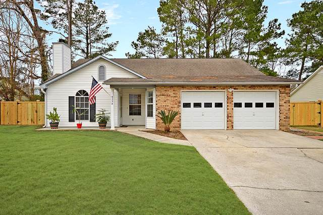 8234 Pleasant Ridge Drive, North Charleston, SC 29420 (#20002615) :: The Cassina Group